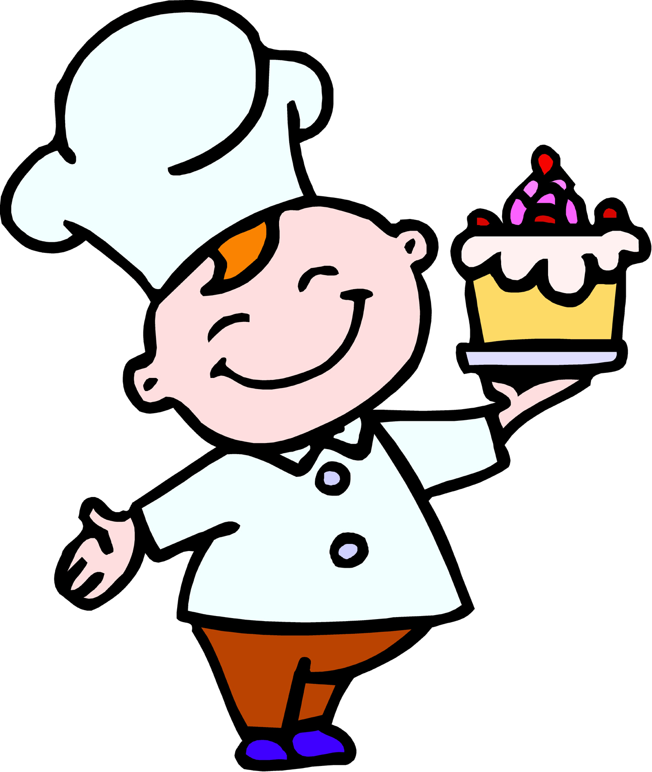 Adult cooking class clipart free clipart images gallery for.