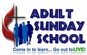 adult sunday school.