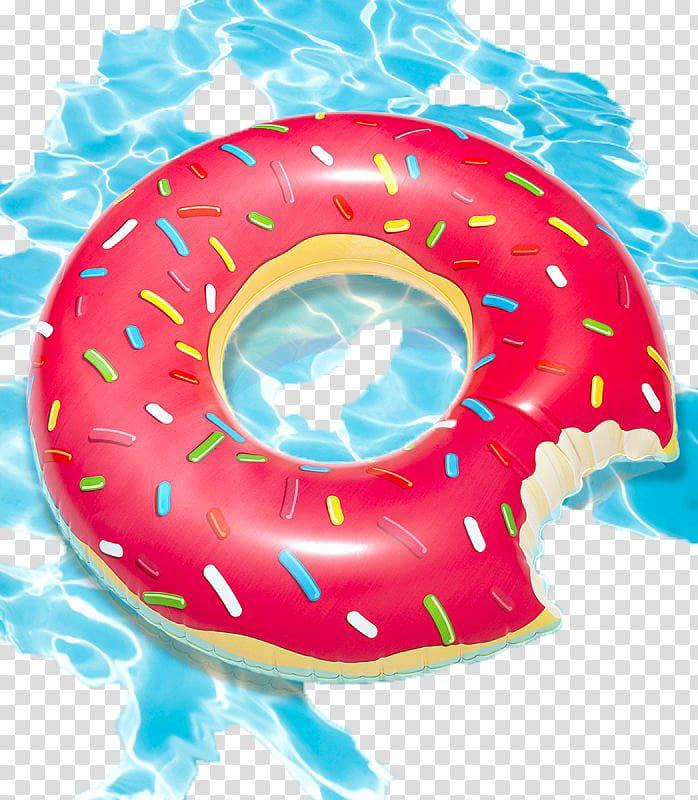 Donuts Swim ring Air Mattresses Inflatable Swimming pool.