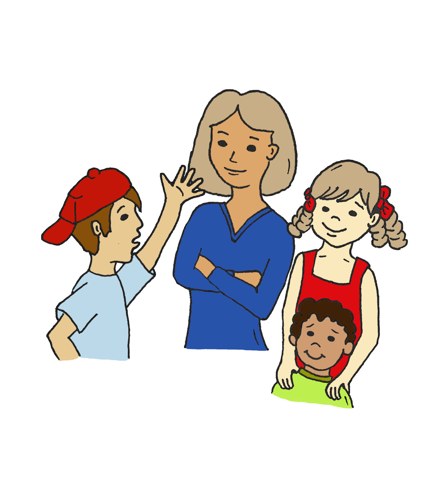 Children or adults clipart clipart images gallery for free.
