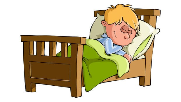 Developing Healthy Sleep Habits in Kids.