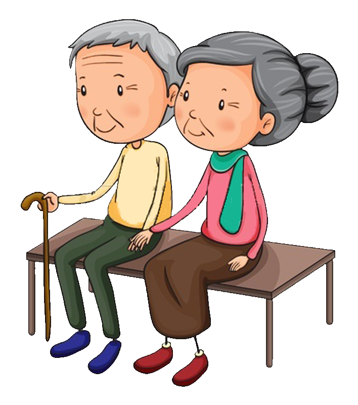 Old clipart late adulthood, Old late adulthood Transparent.