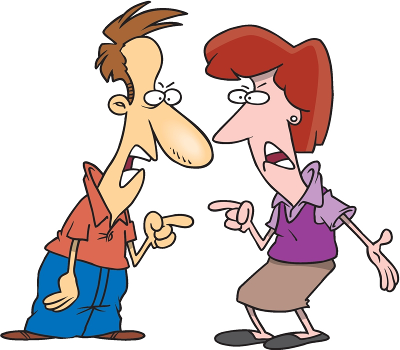 Clip art adults arguing images gallery for Free Download.