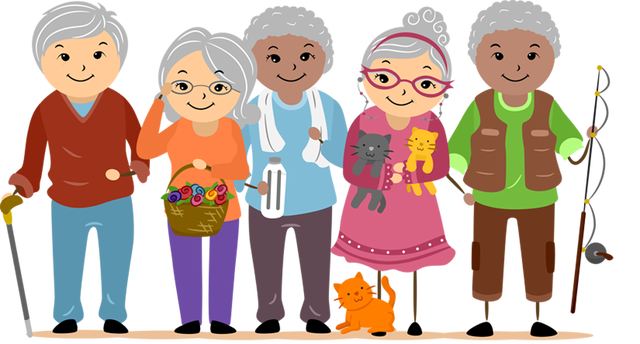 Adults Clipart.