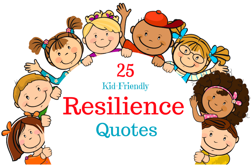 Quotes about Resilience that Foster Children\'s Determination.
