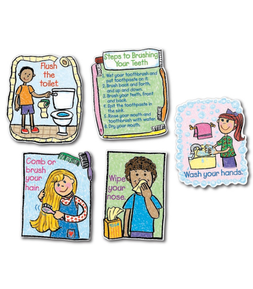 Free Personal Hygiene For Kids, Download Free Clip Art, Free.