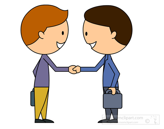 People Joining Hands Clipart.