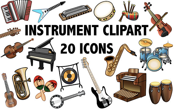 Musical Instruments Clipart at GetDrawings.com.