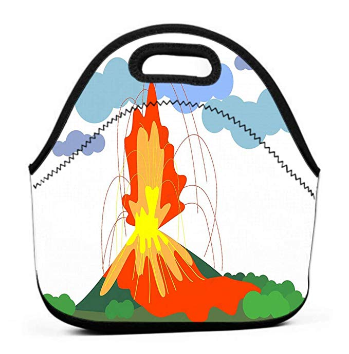 Amazon.com: Printing Lunch Bags, Oxford Cloth Insulated.