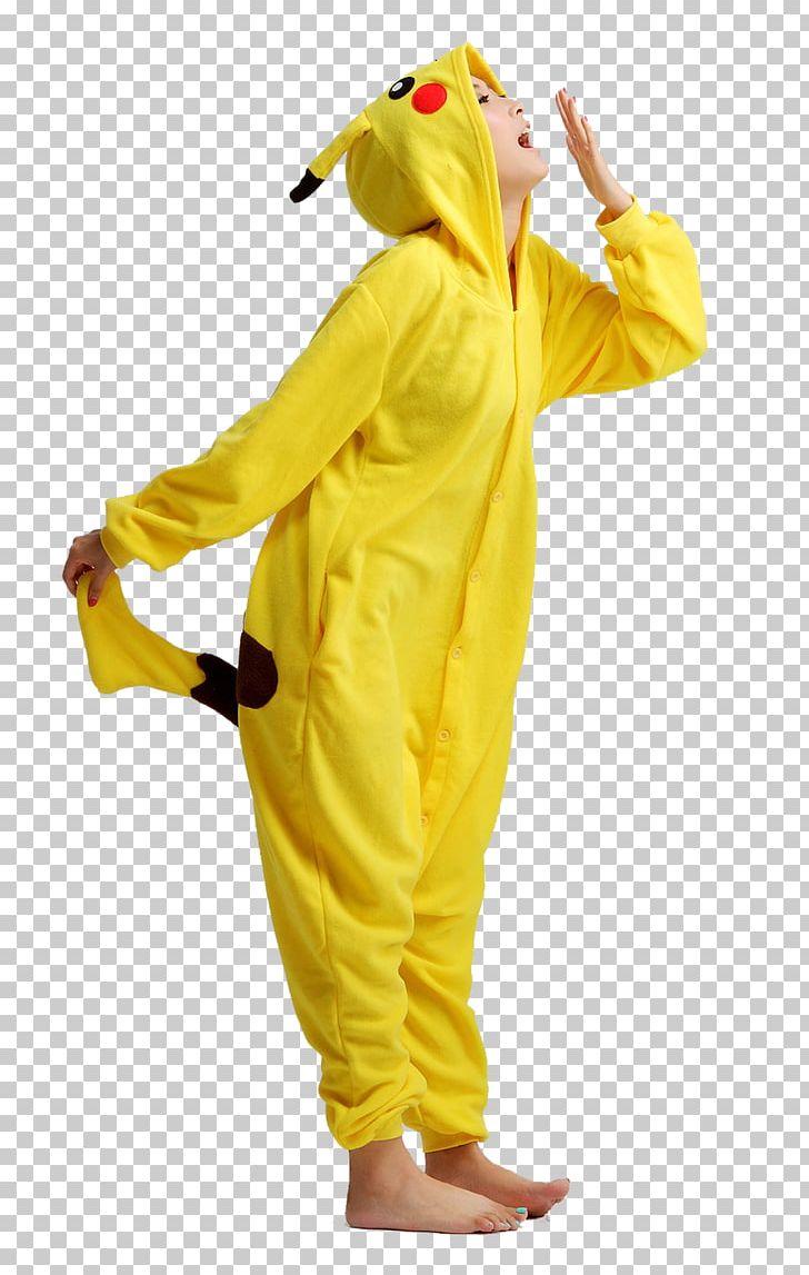 Pikachu Kigurumi Pajamas Costume Onesie PNG, Clipart, Adult.