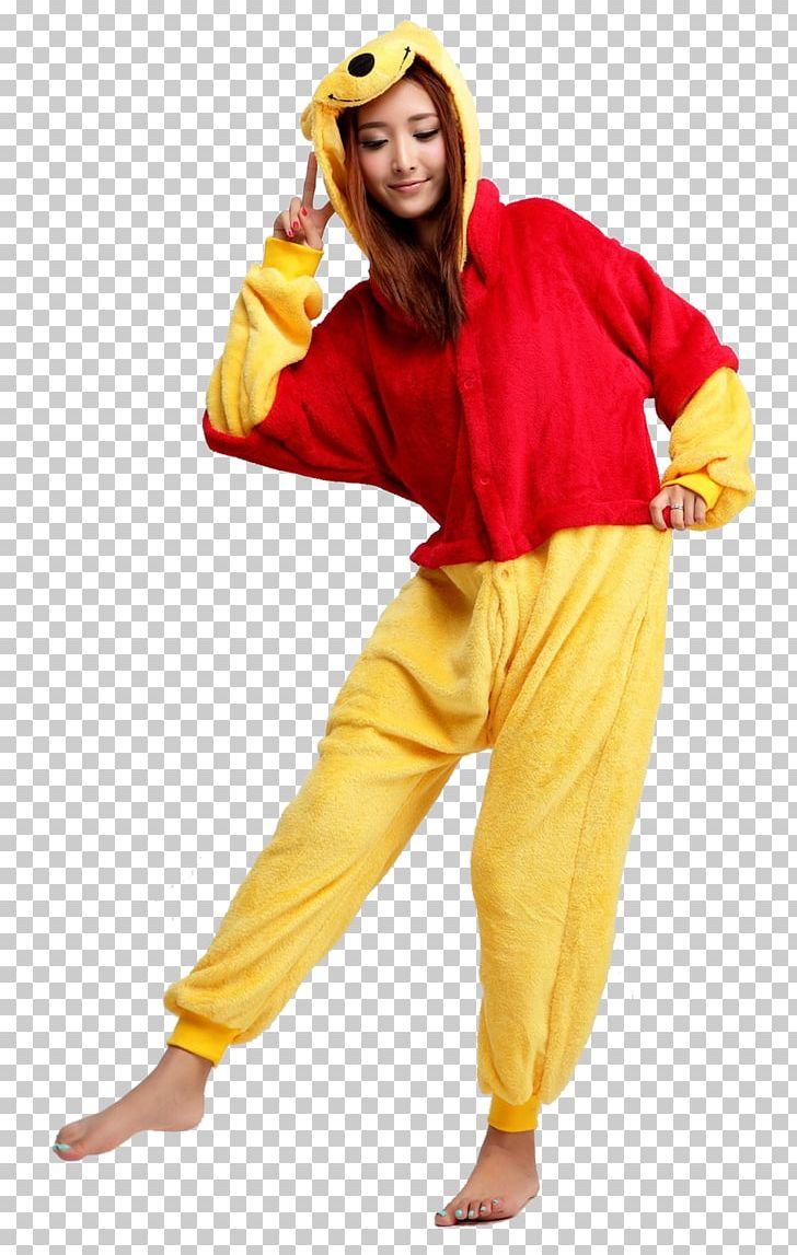 Winnie The Pooh Clothing Pajamas Onesie Hurly Burly PNG.