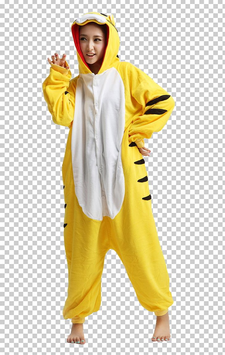 Onesie Tigger Kigurumi Tiger Pajamas PNG, Clipart, Adult.