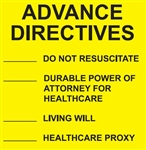 Advance Directives.