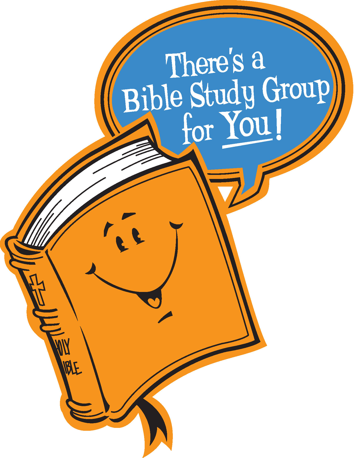 Adult Small Group Clipart.