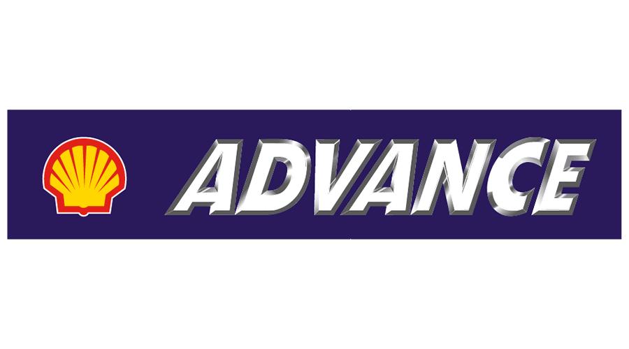 Shell Advance Vector Logo.