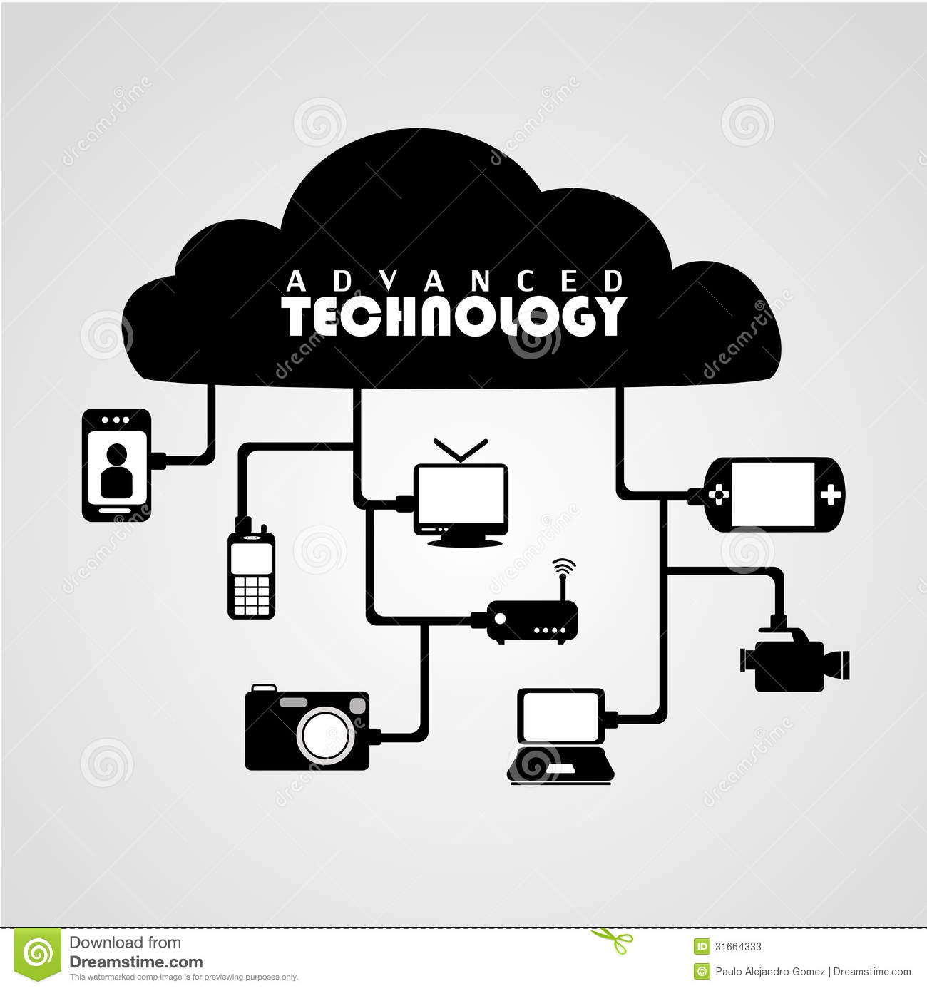 Advanced Technology Stock Photos.