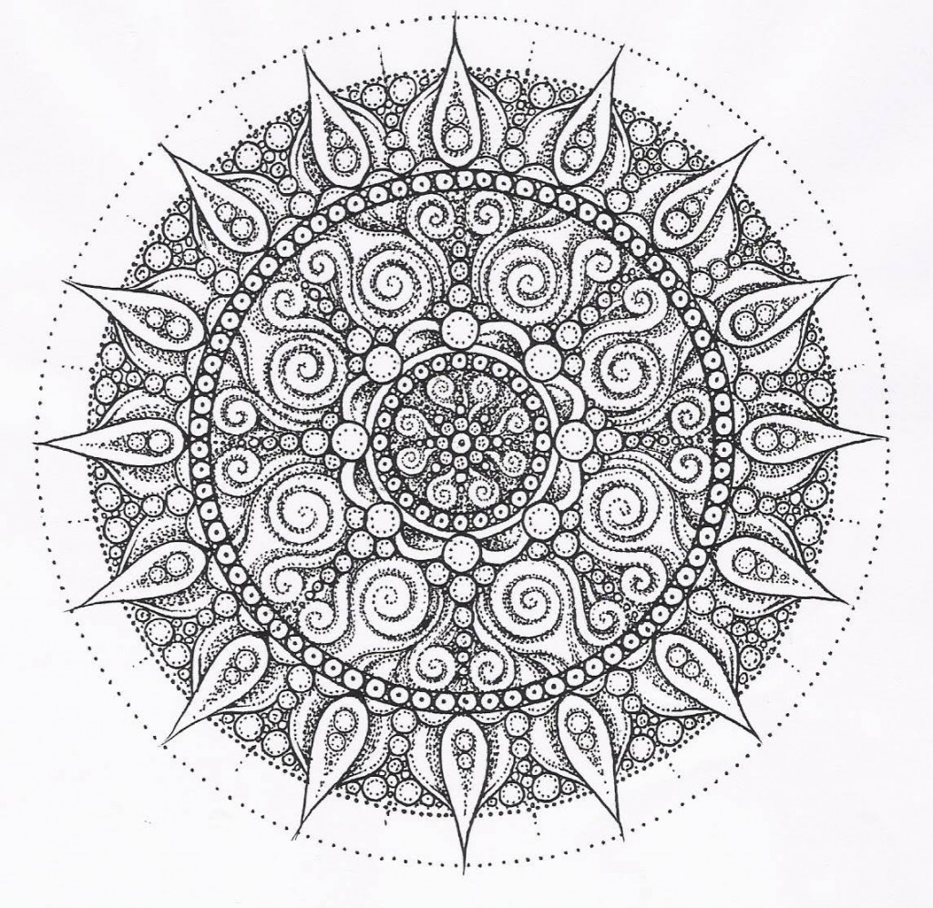Printable 19 Mandala Coloring Pages Expert Level 5493.