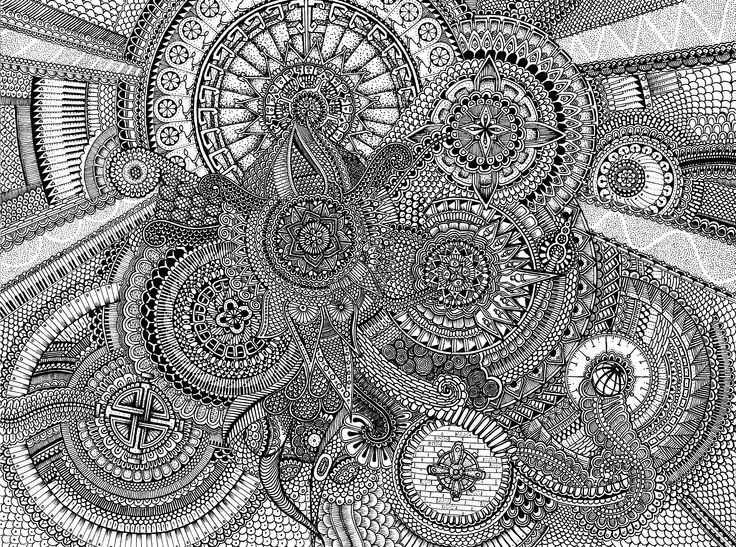 Advanced Mandala Clipart Clipground