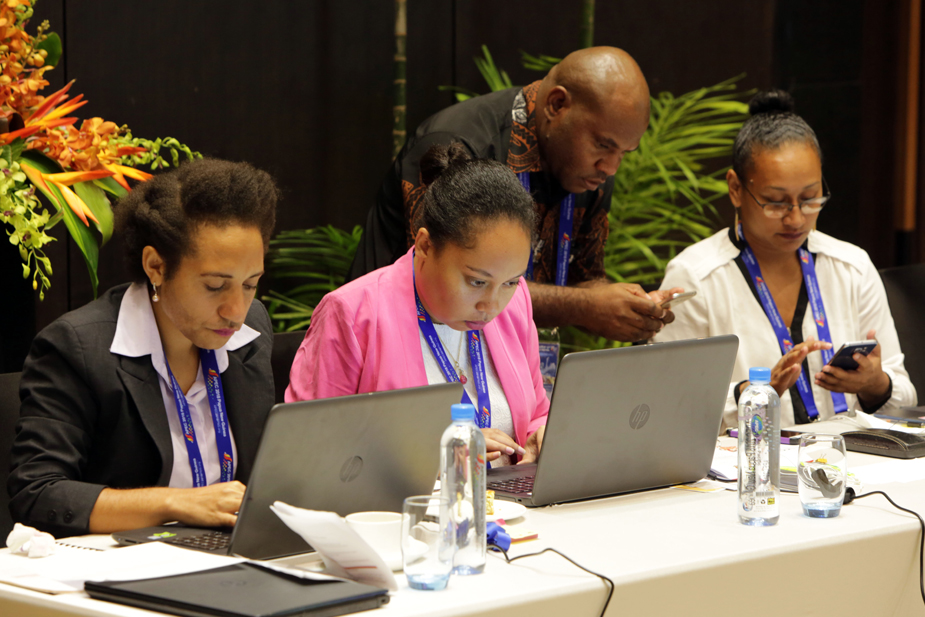 APEC Embarks on New Digital Frontiers in Port Moresby.