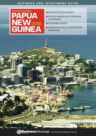 Business Advantage Papua New Guinea 2015 by Business Advantage.