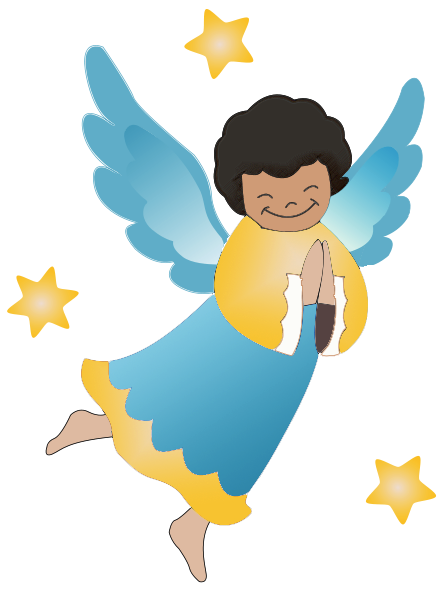 Free Angel Clipart Images.