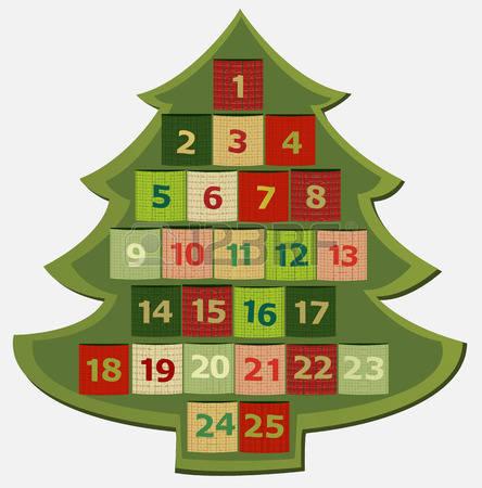 Clipart advent calendar.