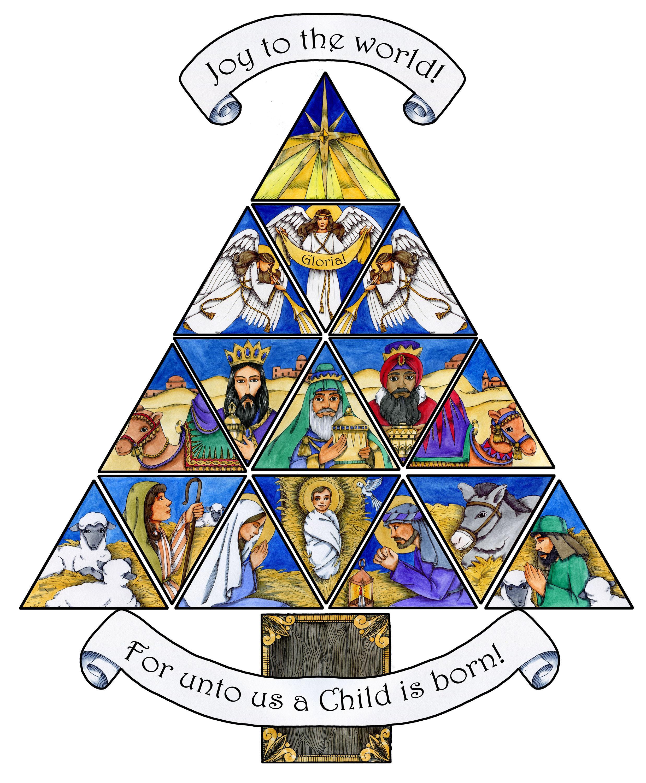 Religious Advent Clipart Free.