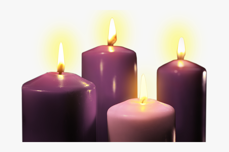 Advent Candles Png , Transparent Cartoon, Free Cliparts.