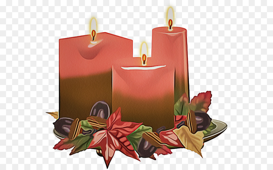 advent candle lighting clipart #8