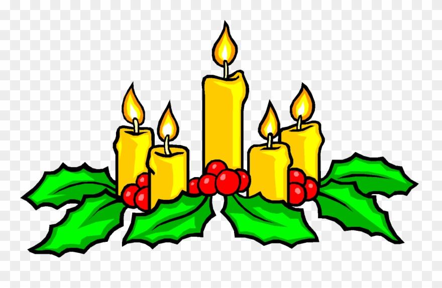 Advent Candles First Mennonite Church Kitchener.