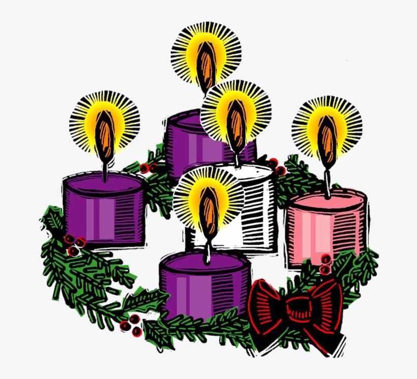 Advent Light Cliparts.