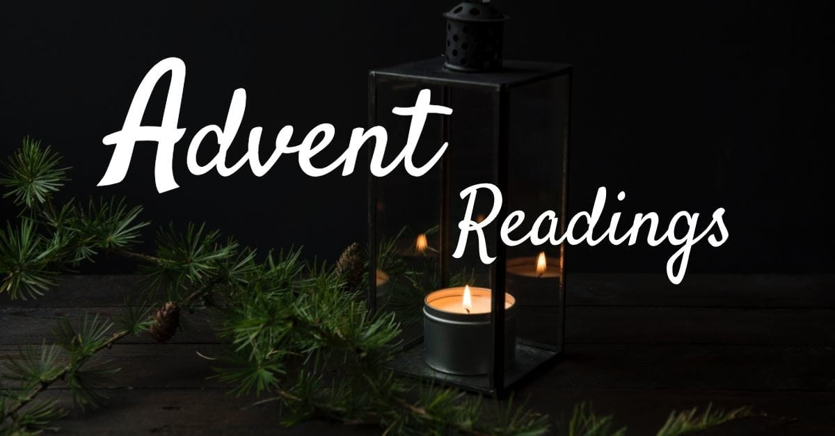 Advent Readings for 2019.