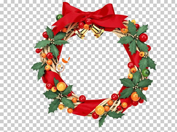 Advent wreath Christmas Advent wreath Advent candle, flowers wreath.