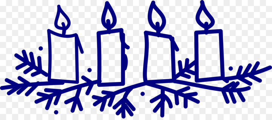 Advent candle Clip art Advent wreath.