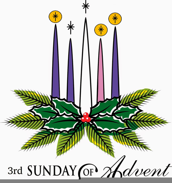 Advent Wreath Clipart Free.