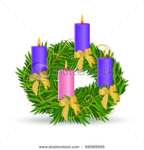 Advent wreath clipart 20 free Cliparts Download images