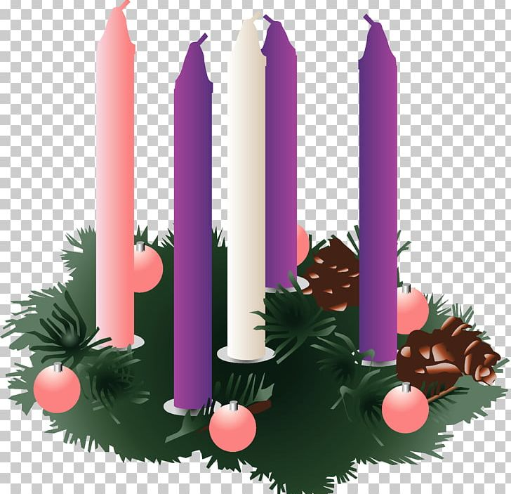 Advent Wreath Advent Candle Advent Sunday Christmas PNG.