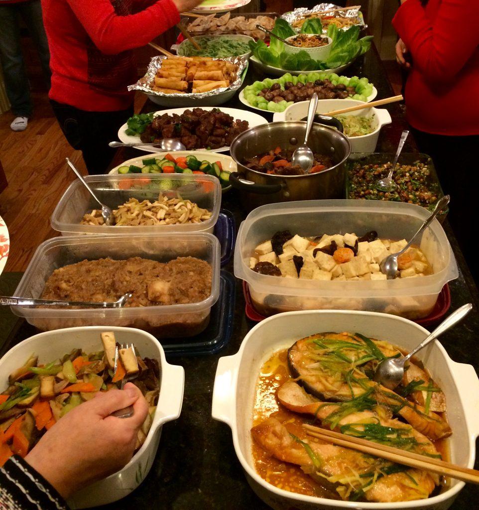 Churches to Officially Rank Potluck Dishes Each Sabbath.