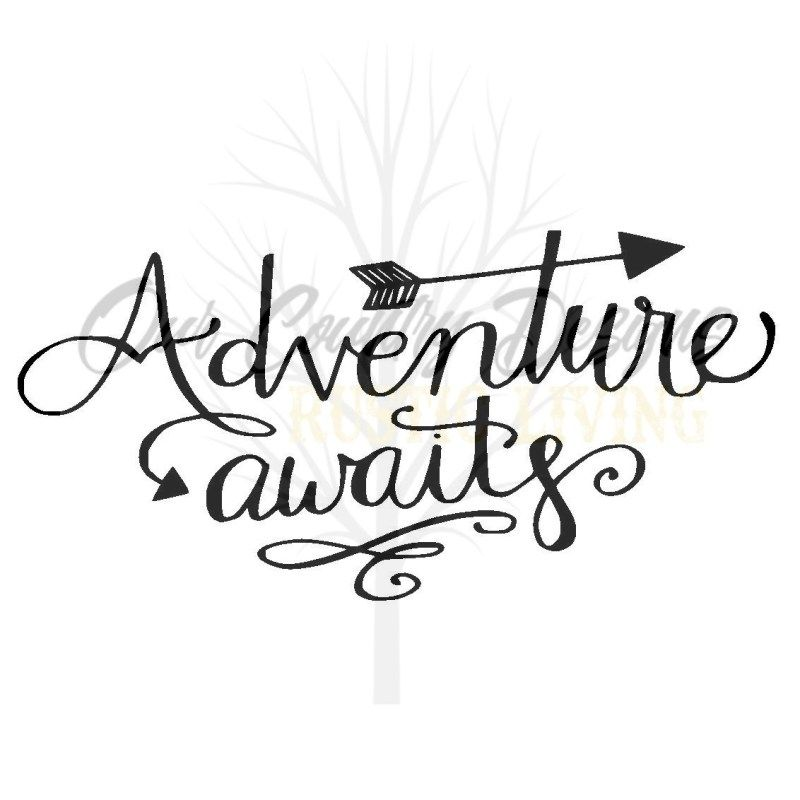adventure awaits clipart.