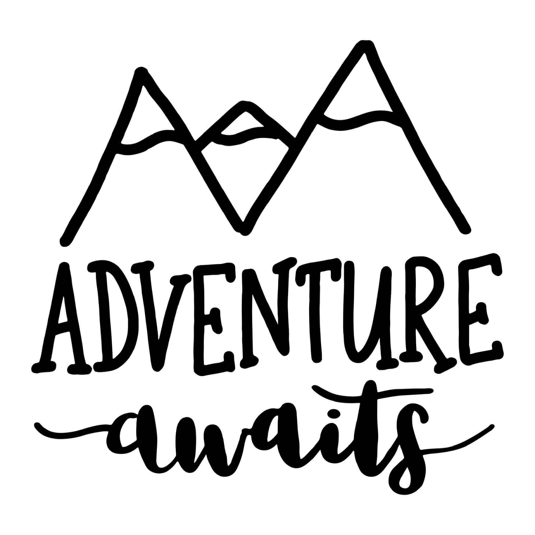 Adventure Awaits 12x12.