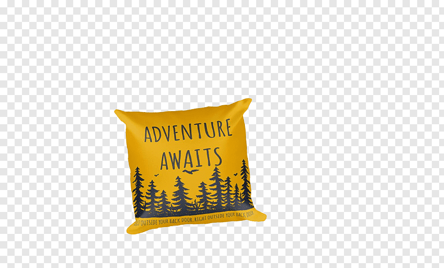 Throw Pillows Cushion Rectangle Wood, adventure awaits free.
