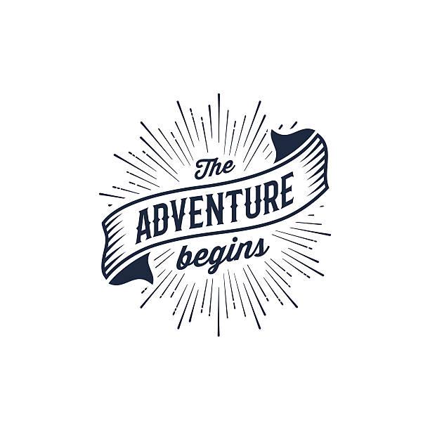 Adventure Clipart Black And White.