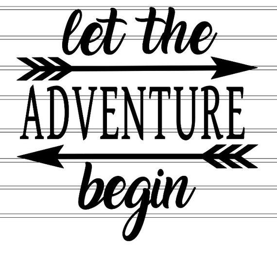 Baby onesie SVG, Adventure begin svg, adventure SVG, let the.