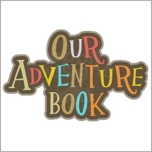 Our Adventure Book Title.