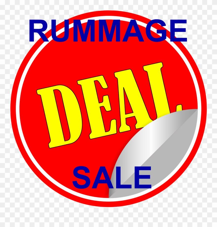 Rummage Sale.