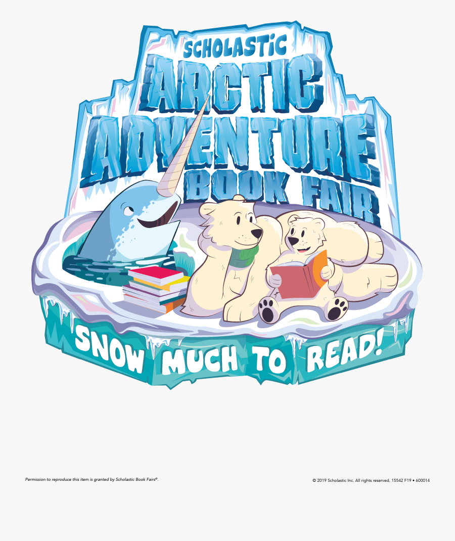 Scholastic Arctic Adventure Book Fair , Free Transparent.