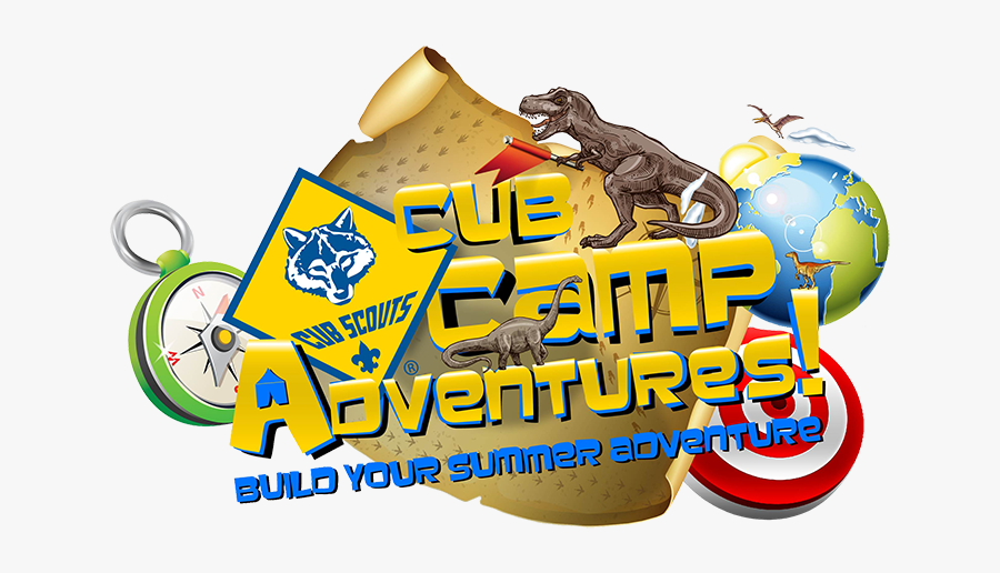 Cub Adventure Camp , Free Transparent Clipart.