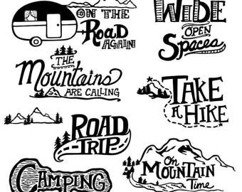 Free Adventure Clipart Black And White, Download Free Clip.