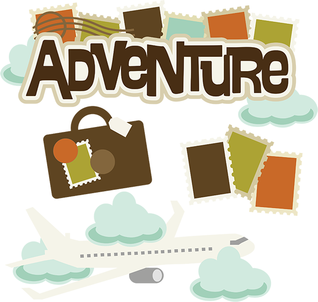 Adventure SVG airplane svg vacation svg vaction clipart cute.