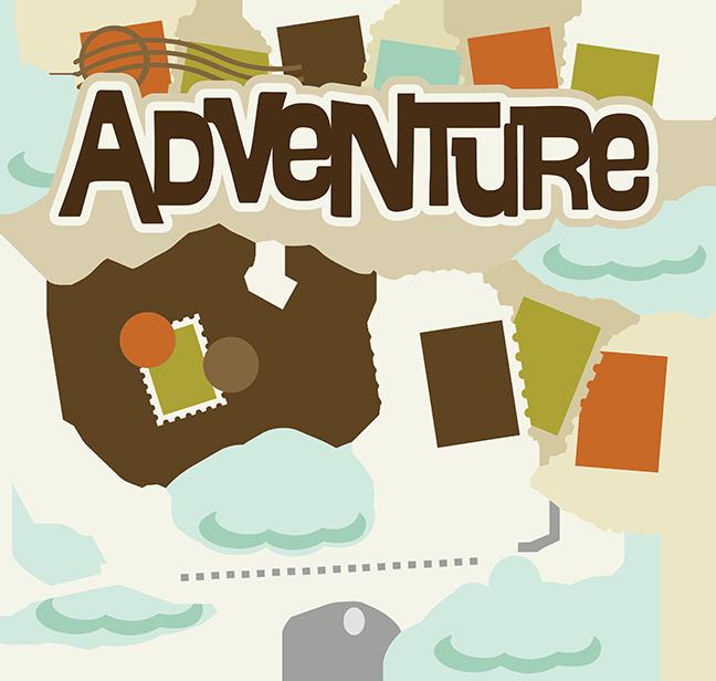 Outdoor adventure clipart.